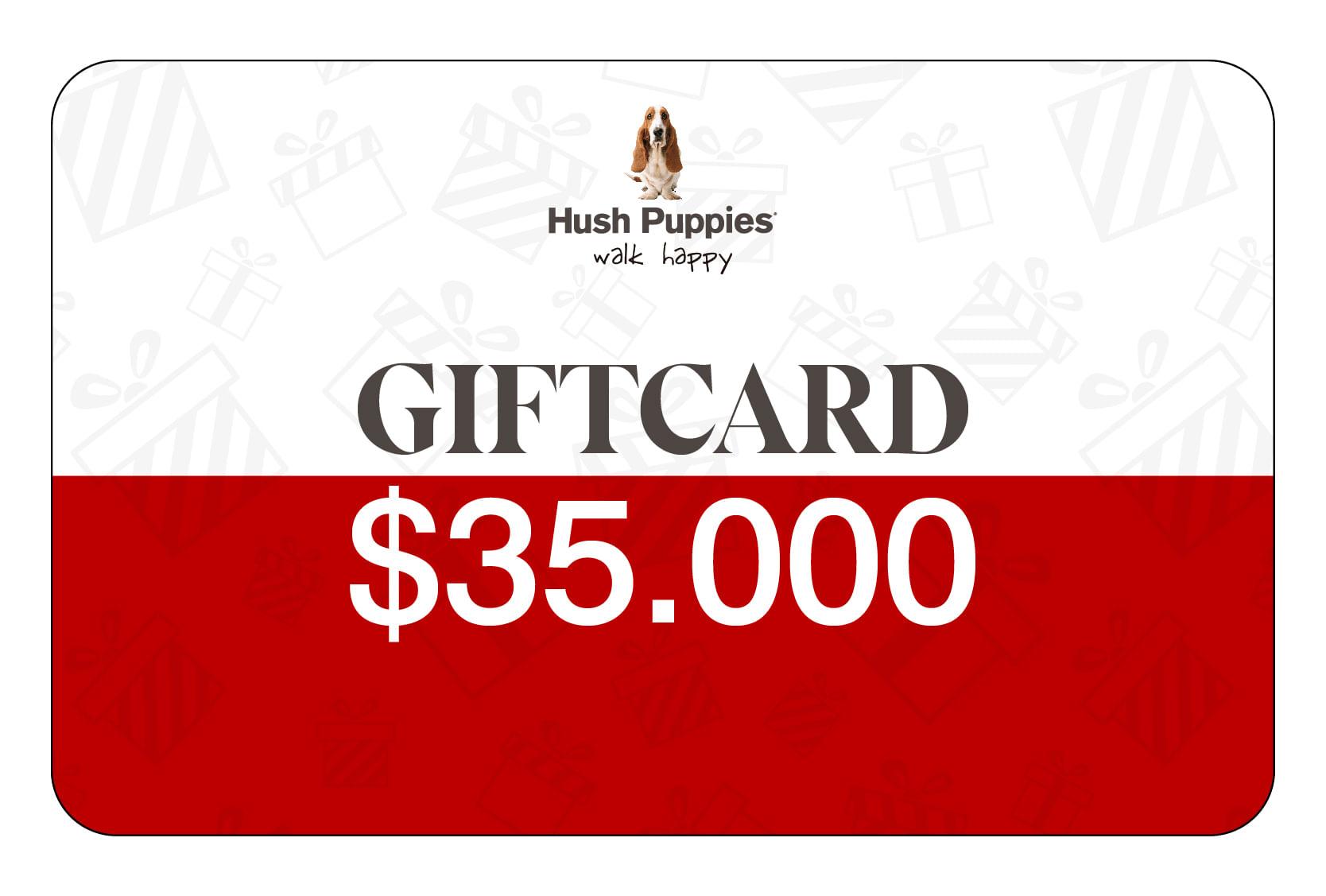 Gift Card $35.000
