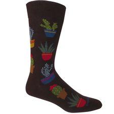 Calcetín Hombre Cactus