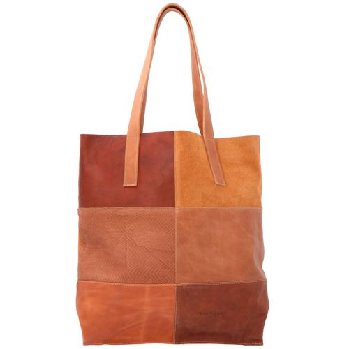 Cartera Mujer Patchwork Tote