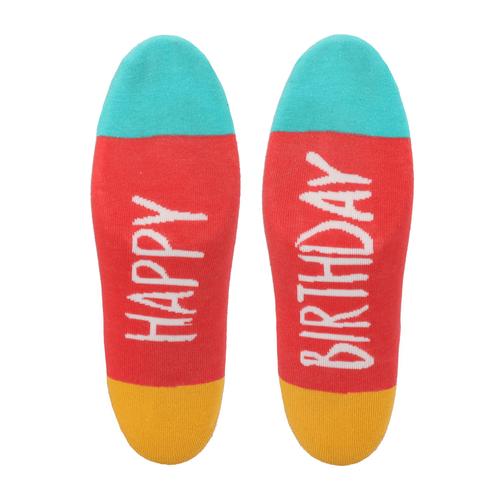 Calcetín Mujer C Birthday